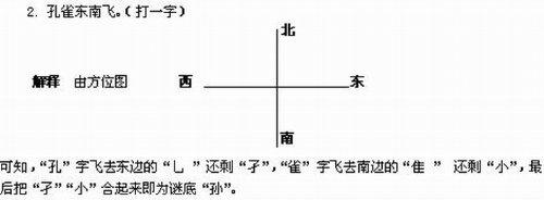 灯谜与数学 - 天才的翅膀QQ:330310406 - 小数学@[家]